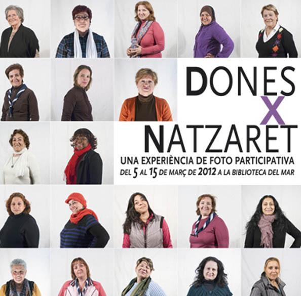 ASSOCIACIÓ DE DONES NATZARET PORTES A FORA